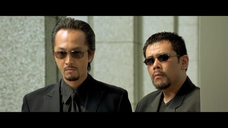 Фильм ВАСАБИ (2001, Франция, Япония. Жанры_ комедийный боевик, драма)
