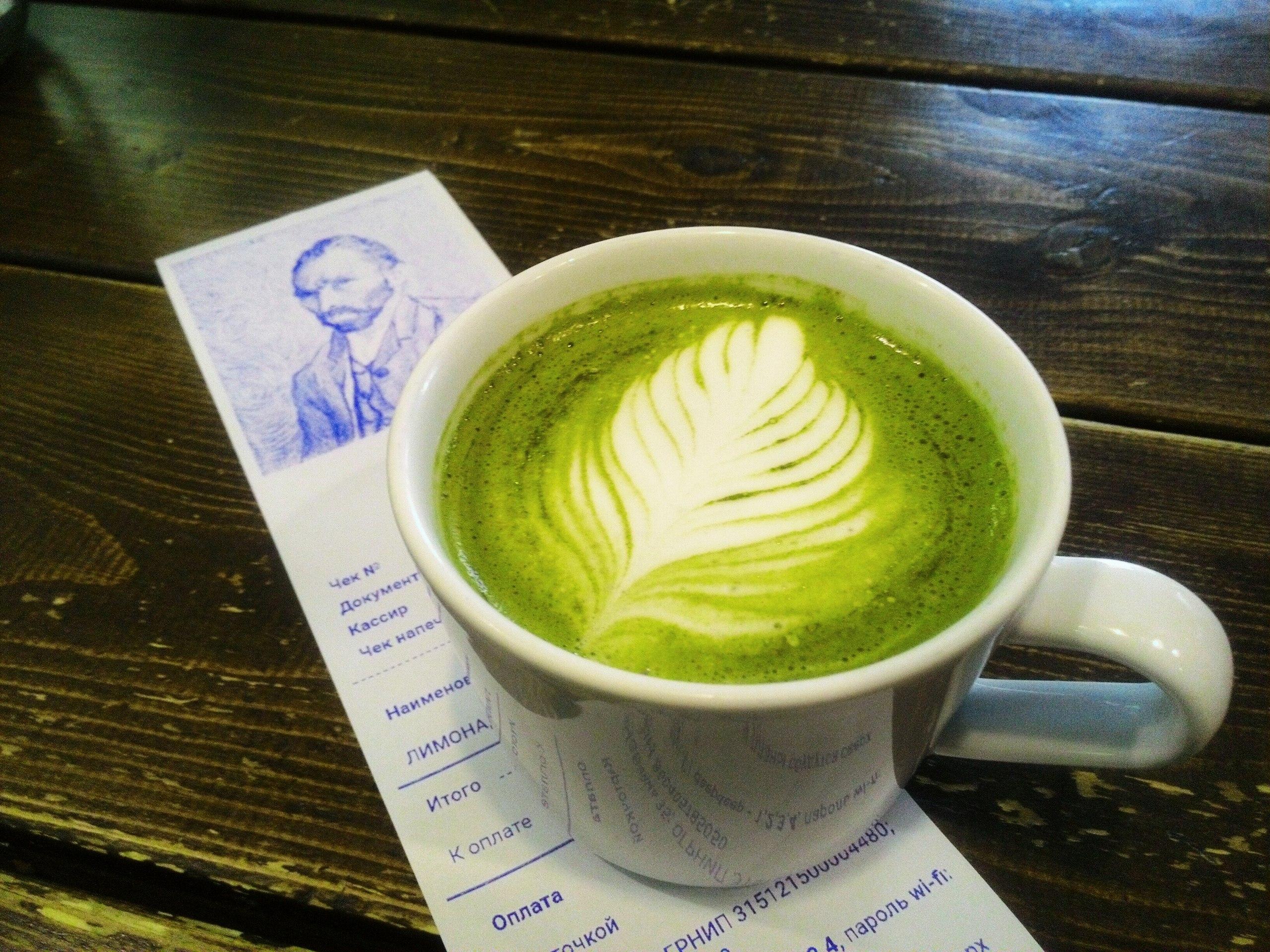 Кафе, кофейня «deep deep» - Вконтакте