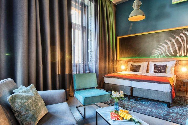 Лучшие отели Праги. Топ 5. Часть 1, изображение №5