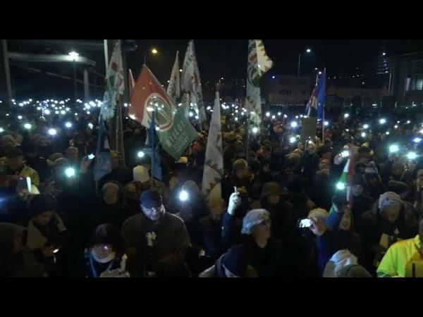 HRW растет сопротивление авторитаризму