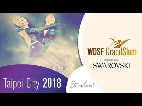 Fainsil - Posmetnaya, GER | 2018 GS STD Taipei City | R2 W | DanceSport Total