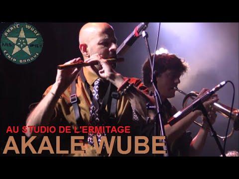 AKALE WUBE LIVE IN PARIS AU STUDIO DE L'ERMITAGE LE 24 JUIN 2016