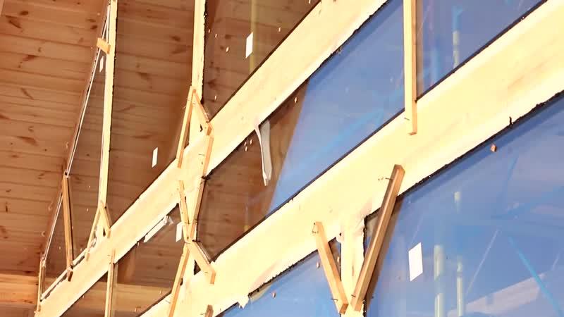 Отзыв архитектора при посещении фахверкового дома Берген от компании ЭкоКомплект