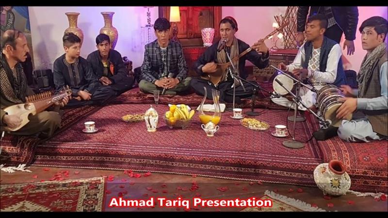 Mir Maftoon میرمفتون Zane Best Sala زن که بیست ساله Afghan Mahali Full HD Song 2018
