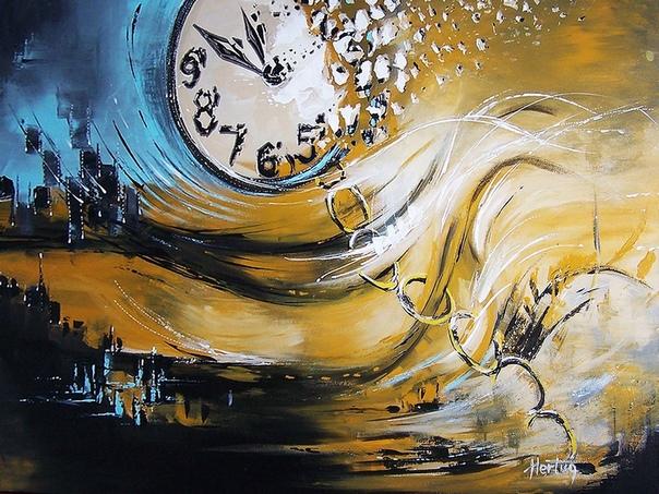 Художник и время картинки