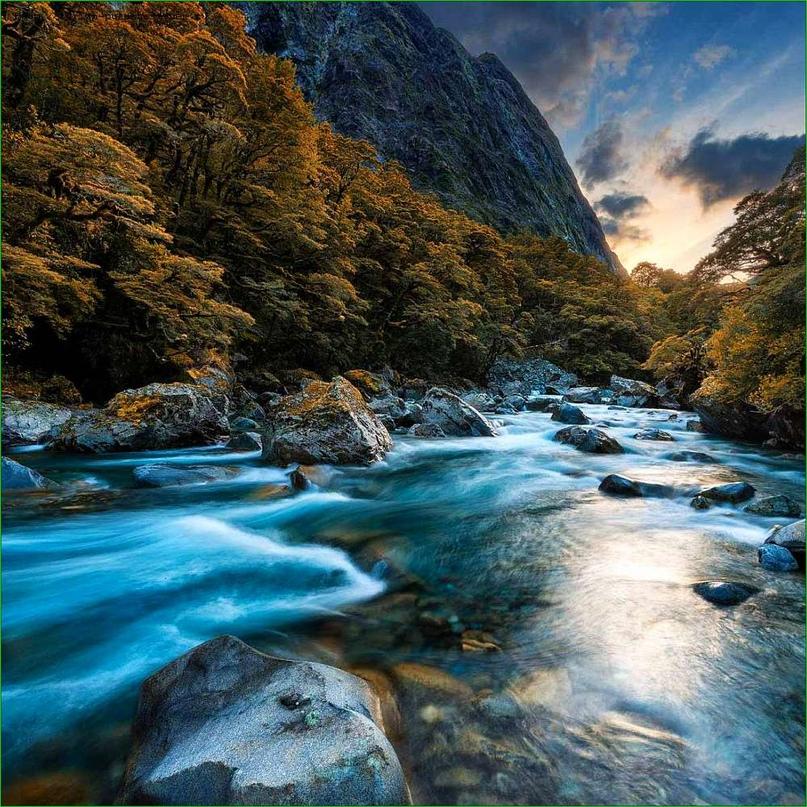 Фьордленд — Новая Зеландия, изображение №2