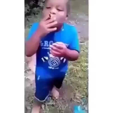 How to wean a child to smoke cigarettes