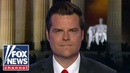 Rep Gaetz speaks out after receiving threatening messages
