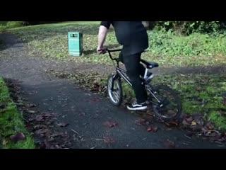 Колесо для дрифта на велосипед