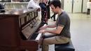 George Gershwin The Man I Love piano cover by Anton Svetlichny London St Pancras