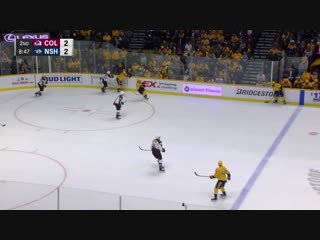 NHL 2018-2019 / RS /  / Colorado Avalanche - Nashville Predators