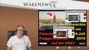 Planen die Dunkelmächte ein Falsche Flagge-Attentat am 04. Juli 2019 auf die USA? Wake News Radio TV