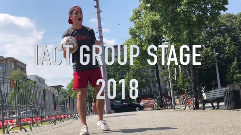 IACT 2018 GS Jean Pierre