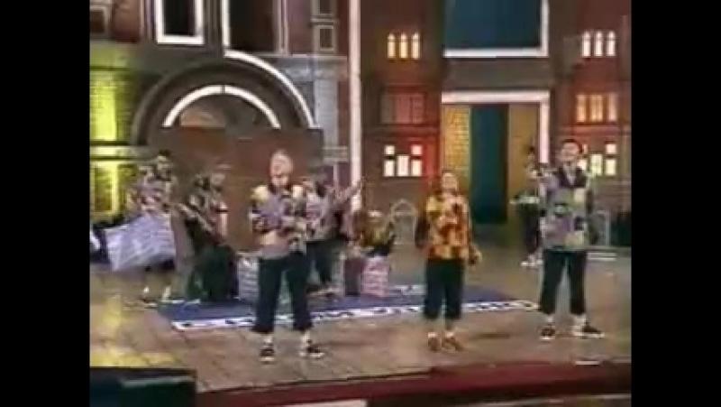 Корона (Добрянка) - 1/8 (2) - 2004 г. - Приветствие