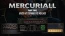 Mercuriall AmpSims Test - U530 vs Spark vs ReAxis