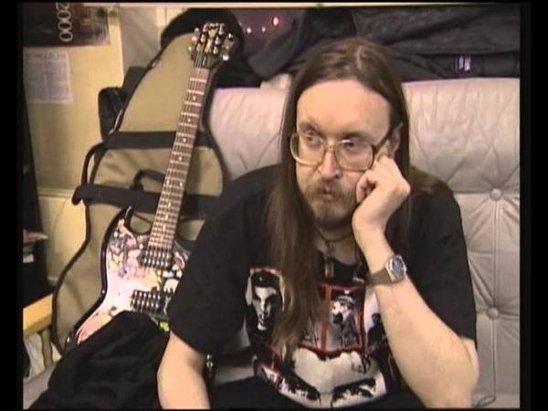 Егор Летов Интервью в Мурманске 2002