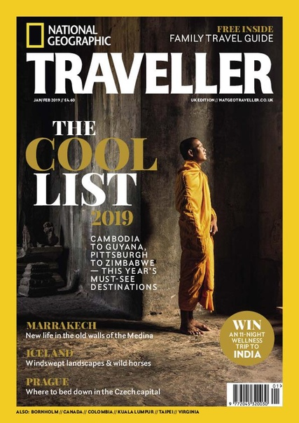 2019-01-01 National Geographic Traveller UK