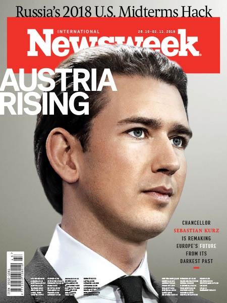 Newsweek Int 2018 10 26