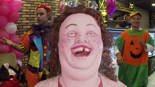 Esila'nın 1. Yaş Günü   Birthday Party For Children   Komik Palyaço   Funny Clown Fiko for Kids