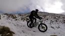 Fat mountain biking on mt Vlašić with Cube Nutrails