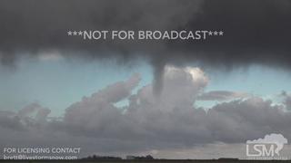 05-29-2019 Pocahontas, Iowa - HDR 4k Tornado, Funnels, Wallclouds