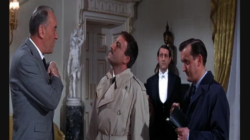 Розовая пантера. Выстрел в темноте (1964)