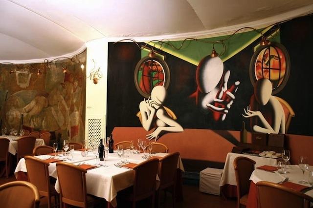 5 лучших ресторанов Рима, изображение №6