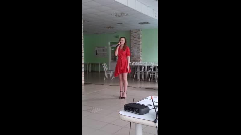 Юлия Курдюкова Верни мне музыку 22 06 19