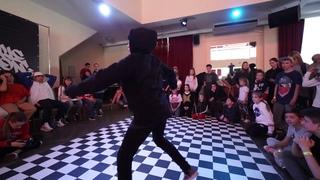 Piran'ya vs.  Vorchun.  1\8 Hip hop 1x1 Kids