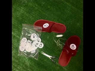S1e1 slippers