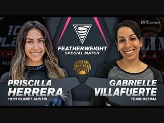 SM Priscilla Herrera vs Gabrielle Villafuerte #ebi18