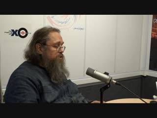 диакон Андрей Кураев (РПЦ МП) о эпизоде из жизни патриарха Никона