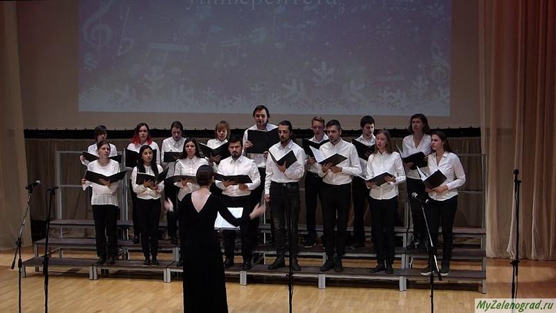 Your Raise Me Up Брендан Грейам Рольф Ловланд Исполняет Академический хор Московского политеха