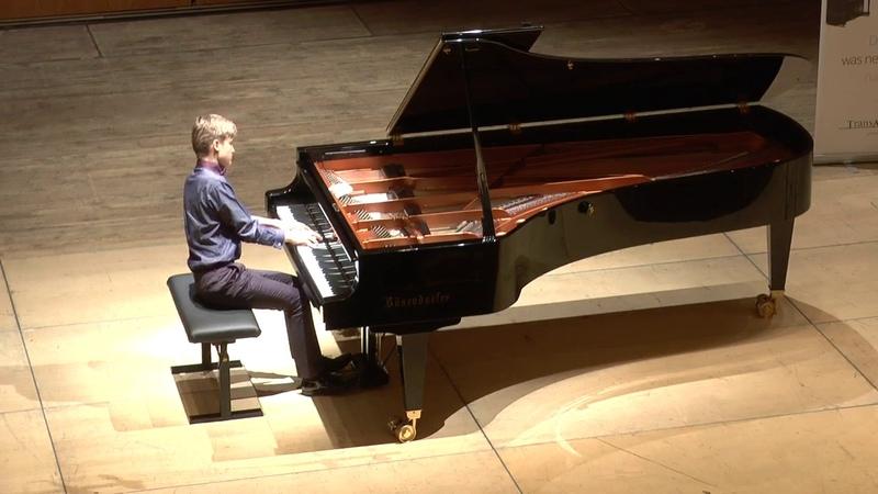 C. Debussy, Clair de Lune (Suite Bergamasque No. 3), L. 75/3 | Simon Buerki