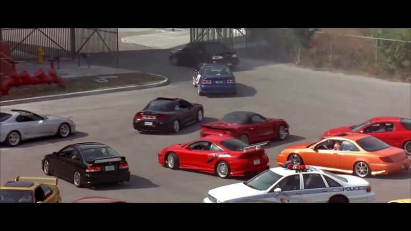 The 2 Fast 2 Furious Car Scramble feat the 9 11 Tribute to America Truck