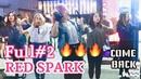 [K-POP in Public] Full2 190405 RED SPARK cover dance Hongdae busking 홍대