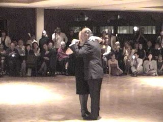 Rudolfo y Gloria Dinzel Nora's Tangoweek 2004