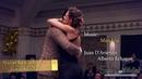 Rare Tango Show of Natacha Lockwood Jonathan Saavedra Mandria Juan D'Arienzo SultansTangoFestival