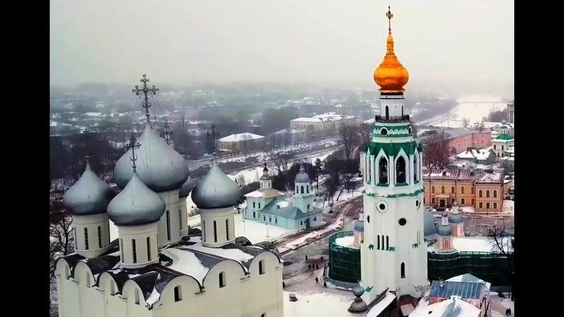 Суматошная неделя в Вологде.