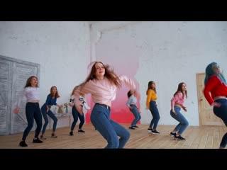 MILLENIUM Киров | Ramz - Hold You Down | Choreography by SONYA IVACHEVA | Танцы Dancehall