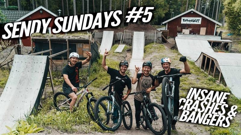 SENDY SUNDAYS 5 NEW BANGERS AND CRASHES FOR THE 30K ft Martin Söderström Alex Alanko