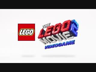 Lego movie 2 videogame тизер