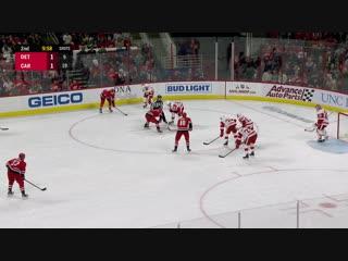 NHL 2018-2019 / RS /  / Detroit Red Wings - Carolina Hurricanes