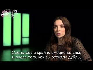 Интервью | о сериале «тринадцать» | «bbc three» (rus sub)