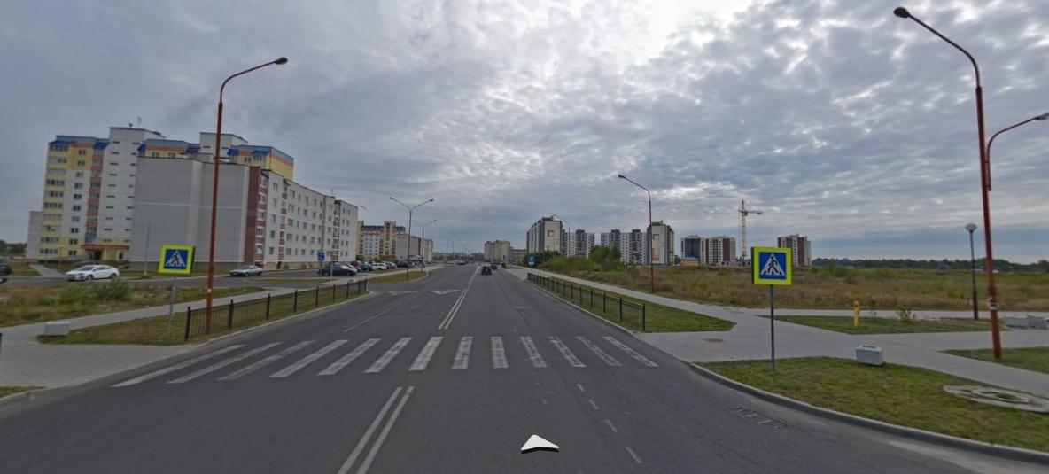 В Бресте закрывается пешеходный переход на улице Сальникова, вблизи СШ №11
