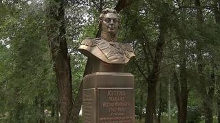 Впоселке Пятиморский Волгоградской области можно изучать историю страны, прогуливаясь поуникальному парку