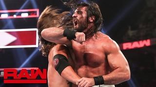 [WBSOFG] Seth Rollins vs. AJ Styles – Champion vs. Champion Match: Raw, Aug. 12, 2019