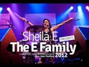 Sheila E Presents the E Family Nothing Without You Live at Java Jazz Festival 2012