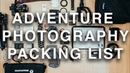 APOL Packing List The Ultimate Expedition Travel Lens for Micro 4 3