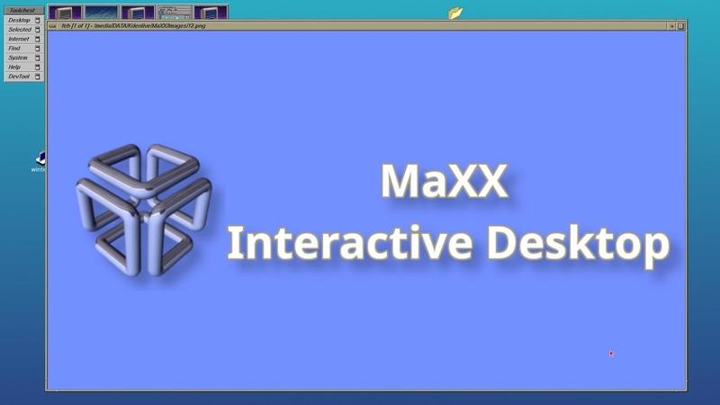 Самый желанный рабочий стол 90 х MaXX Interactive Desktop Обзор смотреть онлайн без регистрации